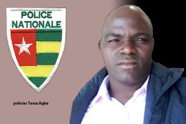 Le policier Tassa Agba | Photo : Linkedin
