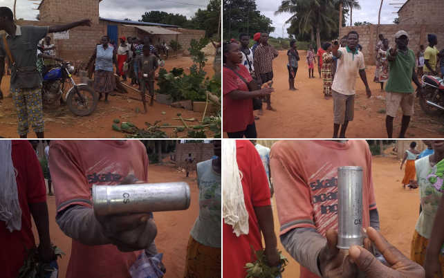 Litige foncier à Gbamakope | Photos : icilome