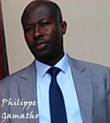 le 6ème Substitut du procureur, Philippe Gamatho | Archives : DR/La Nouvelle
