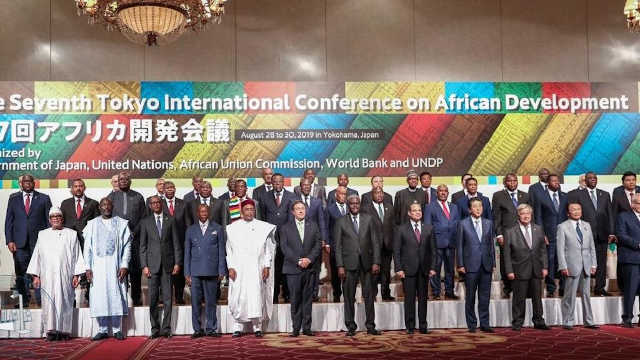 TICAD 7 au Japon | Photo : Africa News