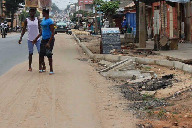 Boulevard des Armées, Lomé, Togo, 17 août 2017 | Photo : @Lome