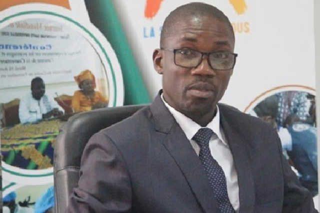 Le ministre togolais de l'agriculture, Koutéra Bataka | Photo : Facebook