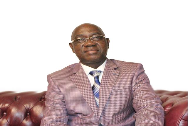 Prof David Oladokoun