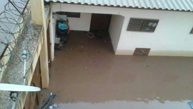 Une maison inondée à Lomé, Togo, Juin 2017 | Photo : DR