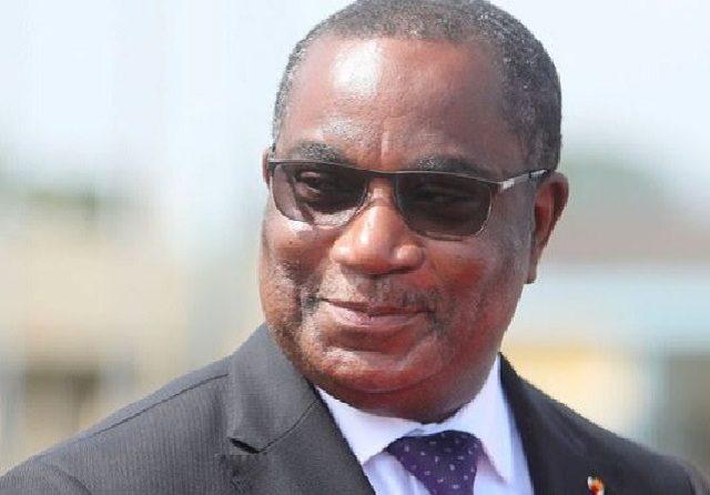 Selom Komi Klassou, Premier ministre togolais.