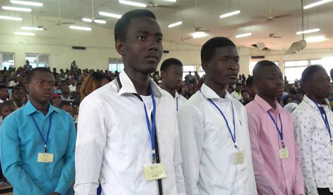 Des étudiants inscrits dans ces filières.