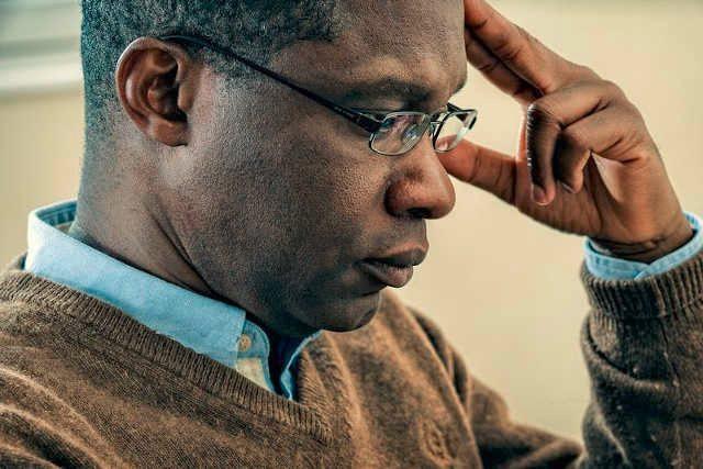 L'écrivain Togolais Théo Ananissoh | Photo : A.V. / Pinterest