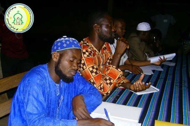 Quelques responsables de l'Association des Cadres Musulmans du Togo (ACMT | Photo : ACMT/Facebook