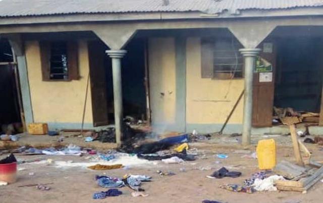 Violences xénophes contre les Adja à Dankpen, nord Togo | Photo : Independant Express