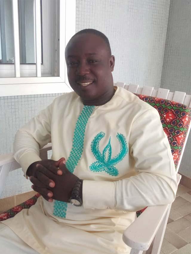 Maire Kokou Degbe