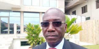 L'ex-DG du désastreux Contour Global, le sieur Mawuena Adjogah | Photo : DR / IE
