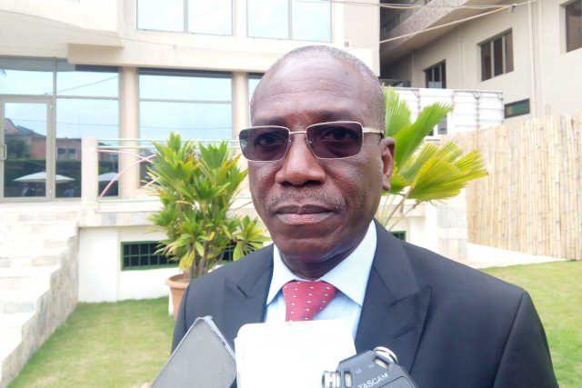 L'ex-DG du désastreux Contour Global, le sieur Mawuena Adjogah   Photo : DR / IE