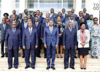 Gouvernement du couple Faure – Klassou | Photo : RT
