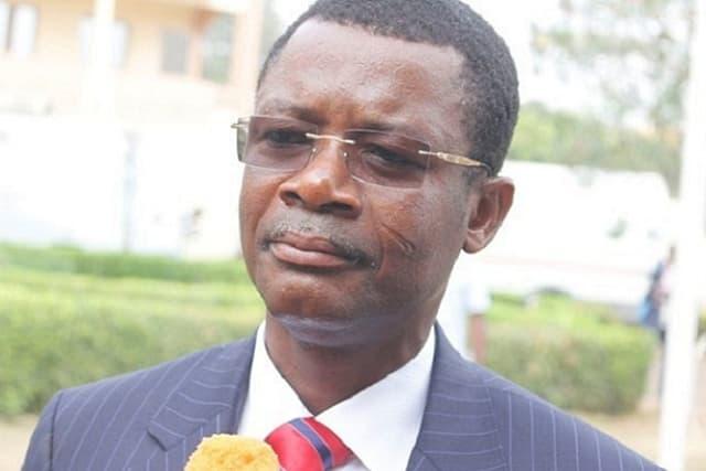 Kossi Agbenyega Aboka   Photo : DR