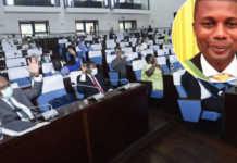 Sena Alipui et ses collègues députés nommés | Infog : 27avril.com