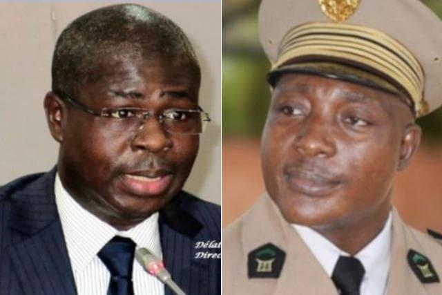 Messieurs Agbokpé (g) et Madjoulba | Infog : Fraternité