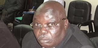 Tchaa-Bignossi Aquitème, Président de la CENTIF