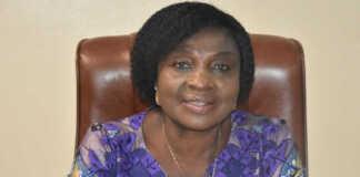 La ministre de l'Action sociale, Tchabinandi Kolani-Yentchare | Photo : DR