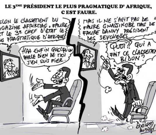 Caricature : Donisen Donald / Liberté10