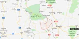 Préfecture de Doufelgou   Google Map