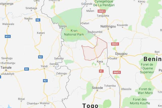 Préfecture de Doufelgou | Google Map