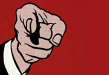 Illustration extraite de la page couverture du livre de Michel Onfray « Théorie de la dictature »
