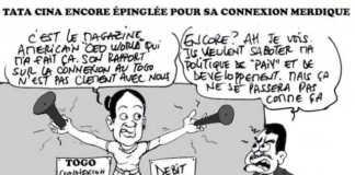 Caric : Donisen Donald / Liberté