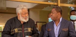 Jerry J. Rawlings et Faure Gnassingbé dimanche à Lomé