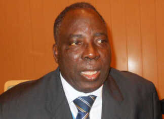 Voici un énergumène type RPT-UNIRiste : L'ancien «détourneur» de moustiquaires, le sieur Charles Kondi Agba   Archives : RoT