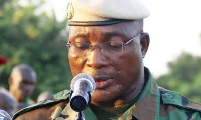 Colonel Bitala Madjoulba
